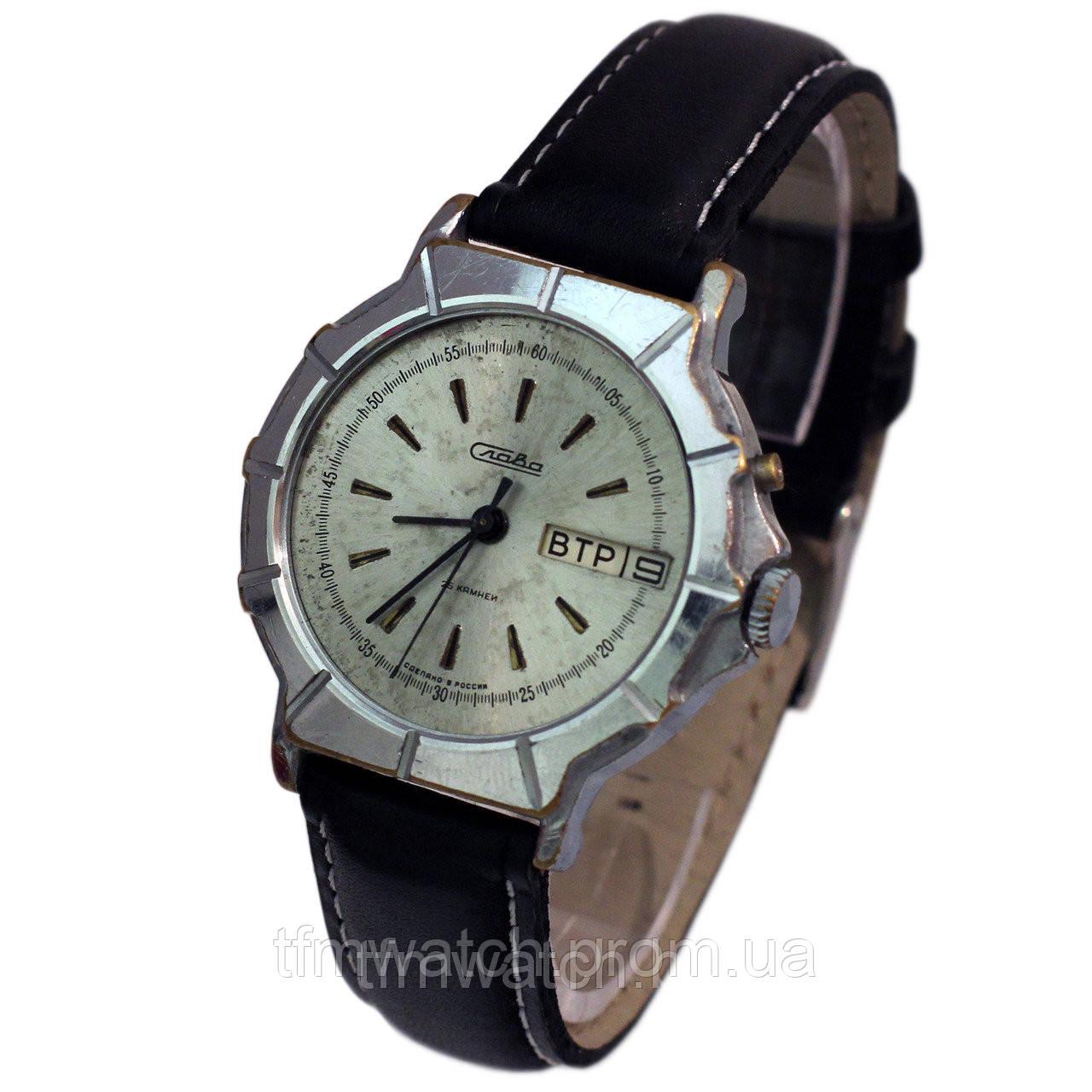 Наручные мужские часы слава 25 камней часы renault sport купить