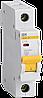 Автоматический выключатель ВА47-29 1P 0,5A 4,5кА х-ка C