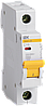 Автоматический выключатель ВА47-29 1P 1А 4,5кА х-ка C