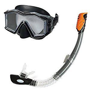 Набор для плавания Intex Explorer Pro 55961 Маска + Трубка