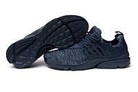 Кроссовки мужские Nike Air Presto, синие (11511), р. 42 43 44 45
