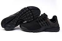 Кроссовки мужские Nike Air Presto, черные (11513), р. 41 42 43 45