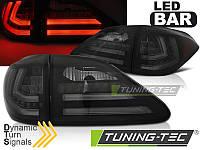 Фонари светодиодные LEXUS RX III 350 (LED BAR) тонированные