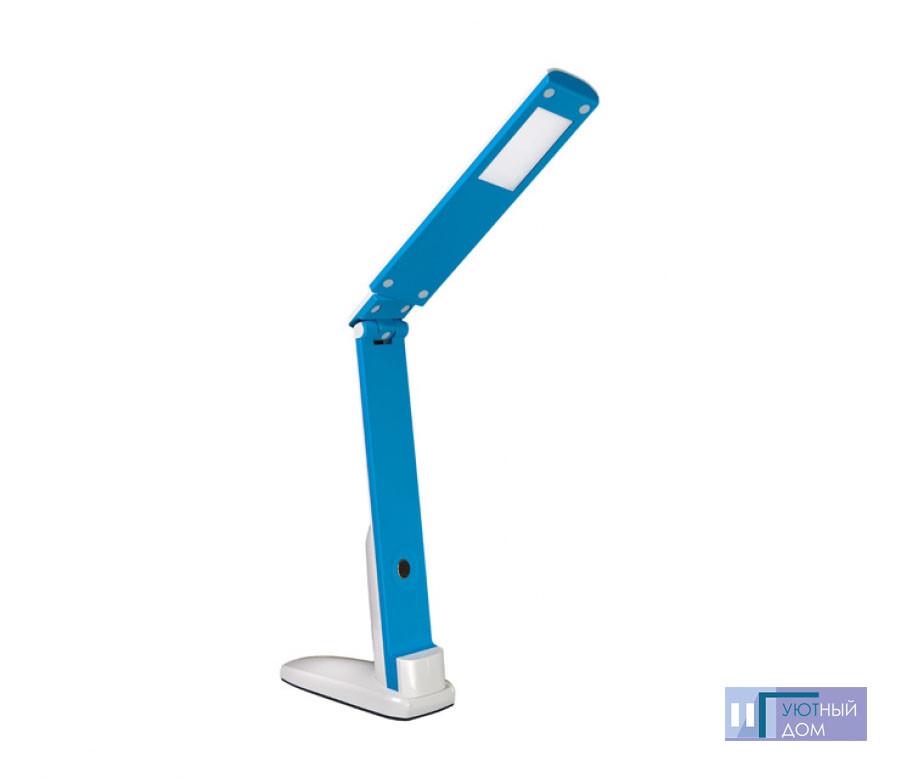 Настольный светодиодный светильник DELUX TF-310  синий