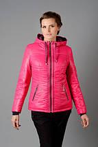 Женская молодежная двухсторонняя куртка М-3018, 42,44р, фото 3