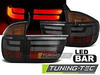 Тюнинговые задние фонари BMW X5 E70 в стиле рестайлинг