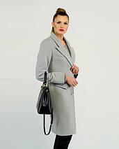 Женское пальто приталенное классика М-1276, фото 2