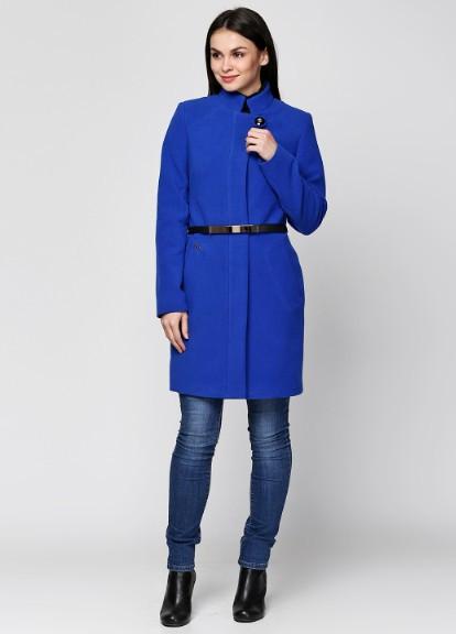 Женское пальто классика ворот стойка -1277
