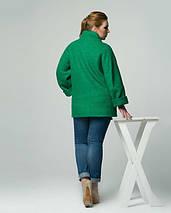 Женское Полупальто букле -1281, фото 3