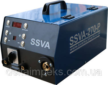 Сварочный инвертор SSVA-270 P полуавтомат без горелки