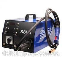 Зварювальний інвертор SSVA-270 P напівавтомат без пальника, фото 3