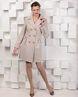Женское молодежное классическое пальто М1203
