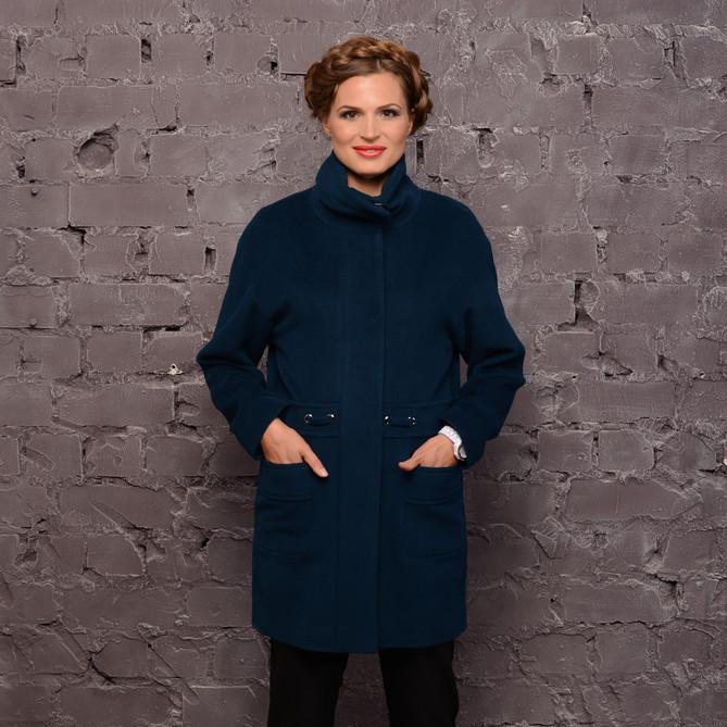 Женское демисезонное пальто М 1231-15