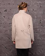 Женское демисезонное пальто М 1231-15, фото 2