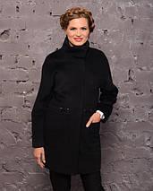 Женское демисезонное пальто М 1231-15, фото 3