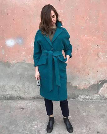 Женское пальто Пыльник -1283, фото 2