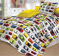 Ткань для детского постельного белья, поплин Модельки
