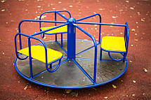 Детская карусель, фото 2