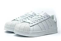 Кроссовки женские Adidas SuperStar White, белые (7711421), р.36, 37, 38, 39, 40* (реплика)