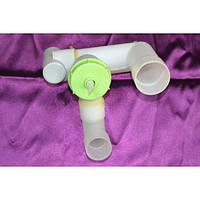 Клапан для стиральной машинки полуавтомат Saturn в корпусе