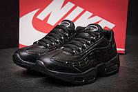 Кроссовки женские Nike AirMax 95, черные (7711462), р.36, 37, 38, 39, 40* (реплика)