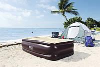 67596 BW Надувная кровать Cornerstone Airbed, 191х97х43см