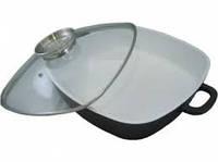 Жаровня с керамическим покрытием, Oscar Cooks Austria CA11C 32cm.