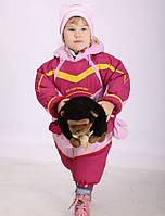 Зимний комбинезон-трансформер для девочки, Diwa-62702