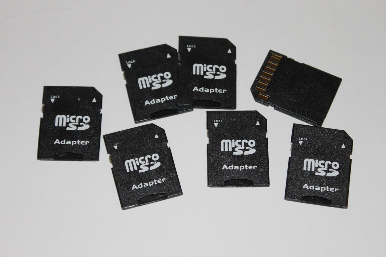 Переходник microSD-SD, фото 1