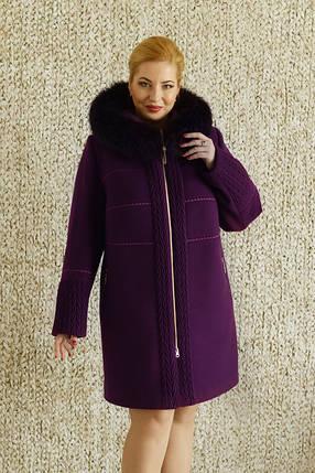 Женское зимнее пальто М5509, фото 2