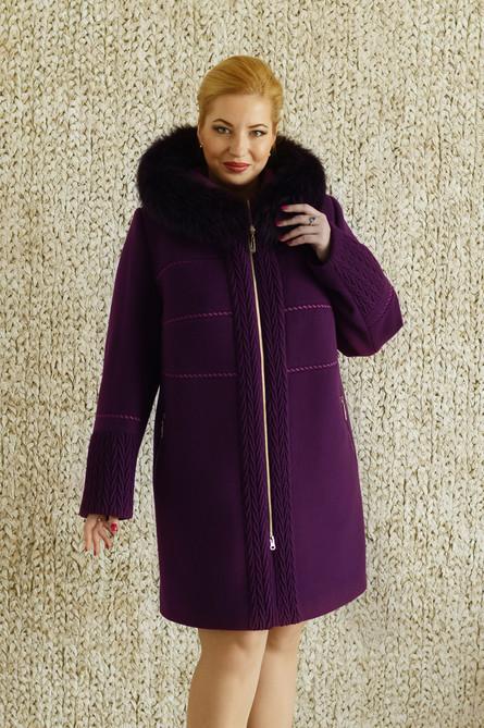 Женское зимнее пальто М5509