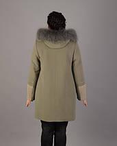 Женское зимнее пальто М5509, фото 3