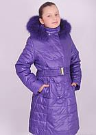 Пальто зимнее для девочки (KIKO)-2172