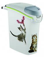 Контейнер для корма на 6 кг для кошек PET LIFE Curver 201782