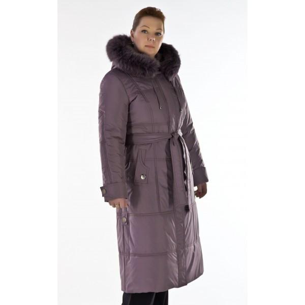 Женское зимнее пальто с капюшоном «Ультра 2». р-ры 60,62,64