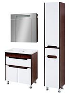 Комплект мебели для ванной комнаты Браун 70 Юввис