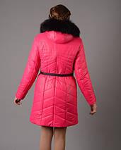 Зимняя Куртка зимняя с мехом М-3015, фото 2