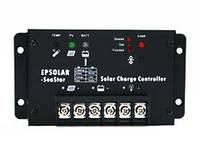 Влагозащищенные ШИМ-контроллеры заряда для фотомодулей SeaStar SS1024 10A 12/24В