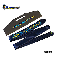 Краватка вузька вишита Сенько