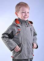 Куртка детская демисезонная для мальчика, Diwa Club,  3197-A9
