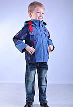 Куртка демисезонная для мальчика Diwa Club 3189-A9, фото 3