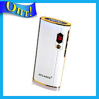 Портативн.зарядн.устр. Power Bank 2xUSB, фонарик  18000mA AT-2023 Elit!Опт