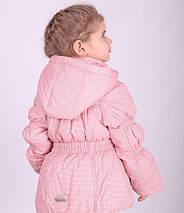 Куртка демисезонная для девочки  Donilo  1963(M)A, фото 3