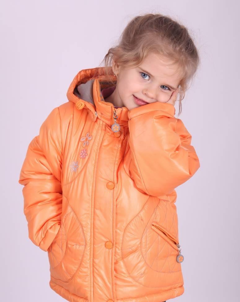Куртка демисезонная для девочки 1080