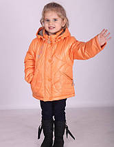 Куртка демисезонная для девочки 1080, фото 3