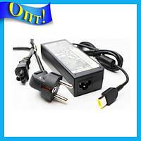 Адаптер для ноутбук.+кабель от сети в комплекте 20V 4,5A USB PIN LENOVO!Опт