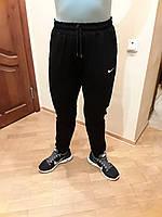 Брюки Nike чёрные манжет