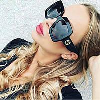Солнцезащитные брендовые очки Gucci 2018