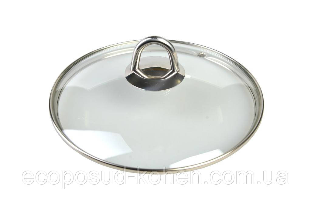 Кришка скляна d-16 см, KOHEN