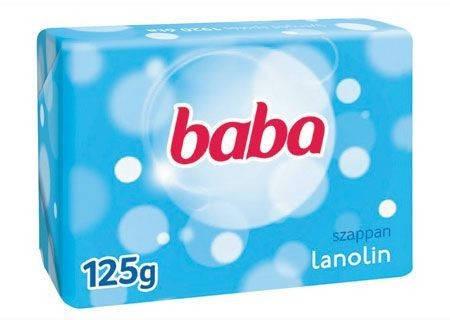 Крем-мило baba lanolin 125 г, фото 2